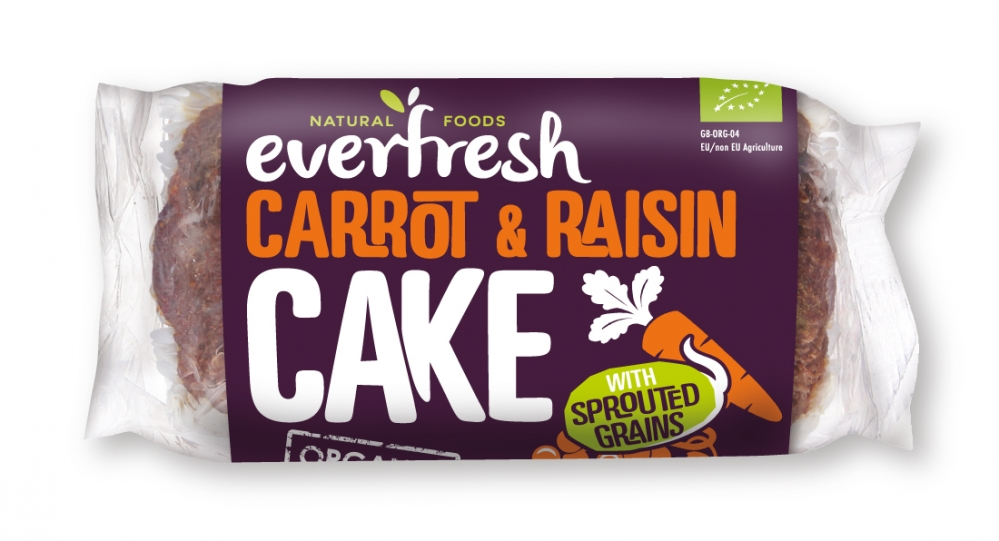 Carrot & Raisin Cake