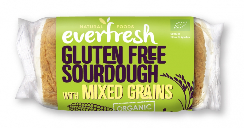 Gluten Free Mixed Grain Sourdough - Organic & Gluten Free